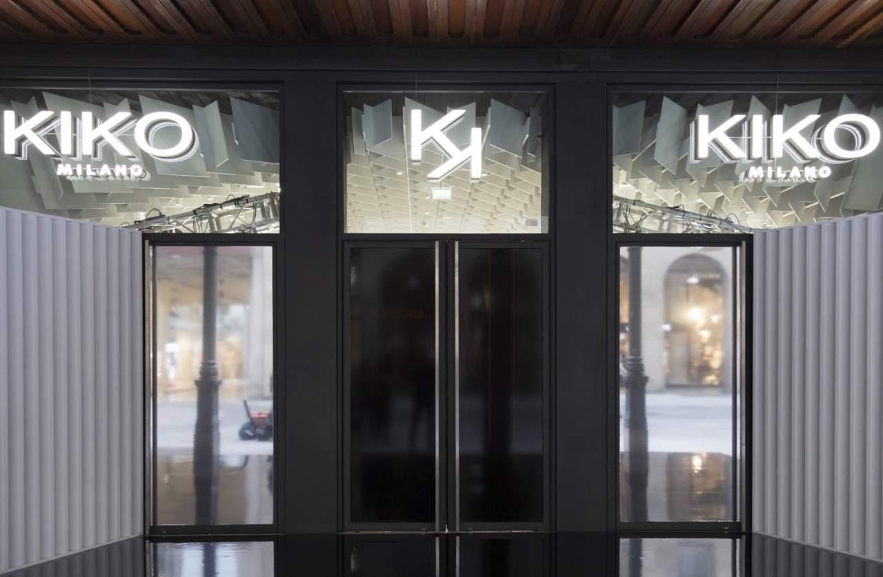 Kiko apre a Milano il suo più grande store al mondo