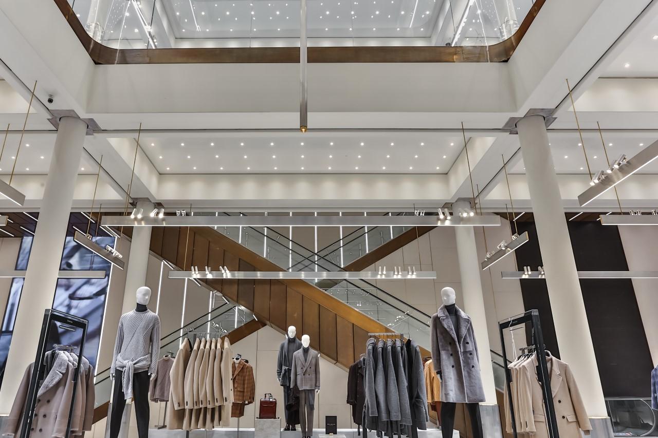 Zara Uomo a Milano, il nuovo negozio di corso Vittorio Emanuele