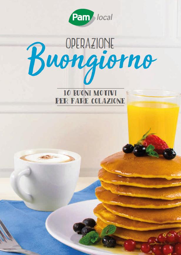 magazine colazione pam local