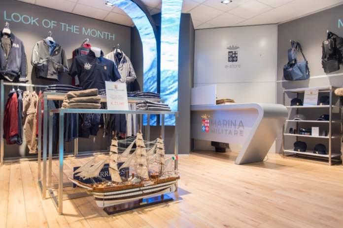 Marina Militare Sportswear_Virtual Store 1