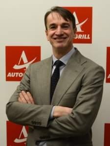 Silvano Delnegro CEO Europe Autogrill