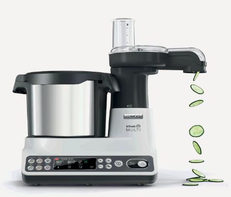 Kenwood ccl401wh robot da cucina con cottura brands award - Robot da cucina con cottura ...