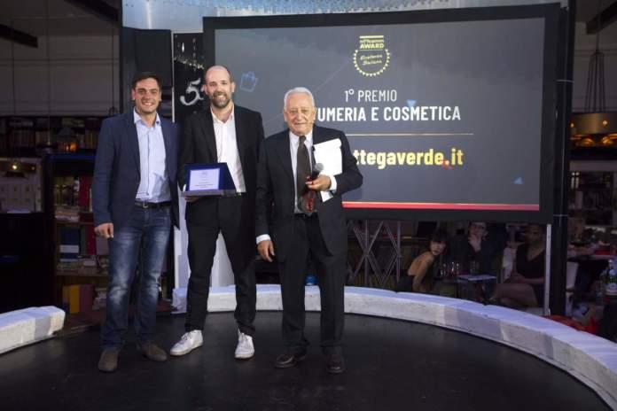 Bottega Verde Vince Netcomm Award 2018