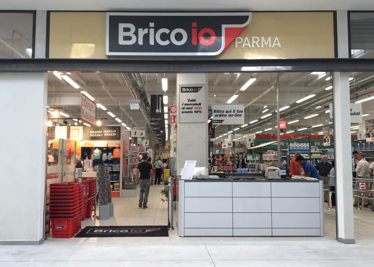 Mobili Bagno Brico Io.Brico Io Al Centro Commerciale Le Officine Di Parma