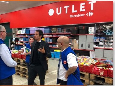 carrefour outlet francia