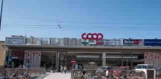 esterno Coop Parma Via Gramsci
