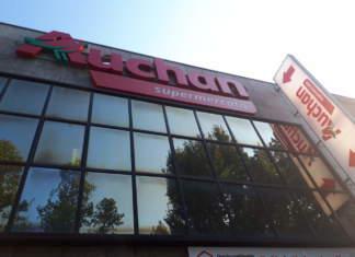 Auchan via Tibaldi Milano
