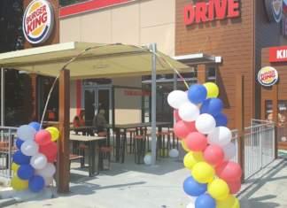 King Drive burger king
