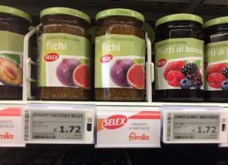 etichette pricer per selex