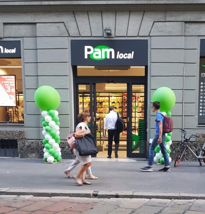 Apertura Pam local - Milano De Amicis