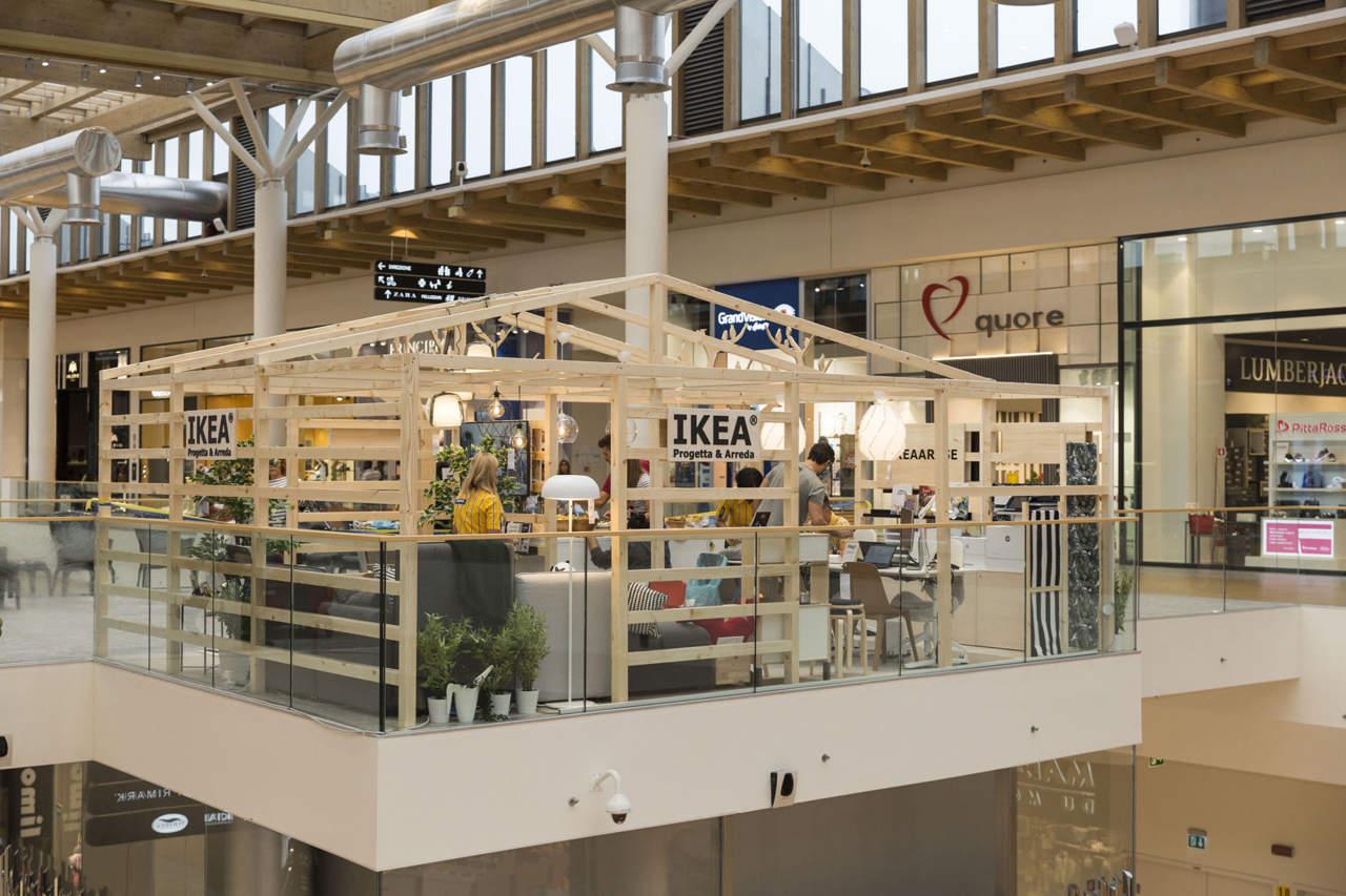 Ikea Propone Ad Arese Il Format Progettaarreda