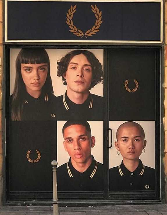 Fred Perry Milano