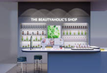 The Beautyaholic's Shop