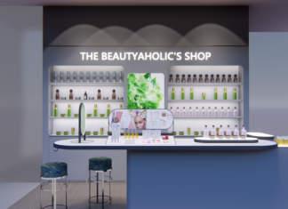 The Beautyaholic's Shop