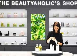 The Beautyaholic's shop Milano Credits: Andrea Roscini