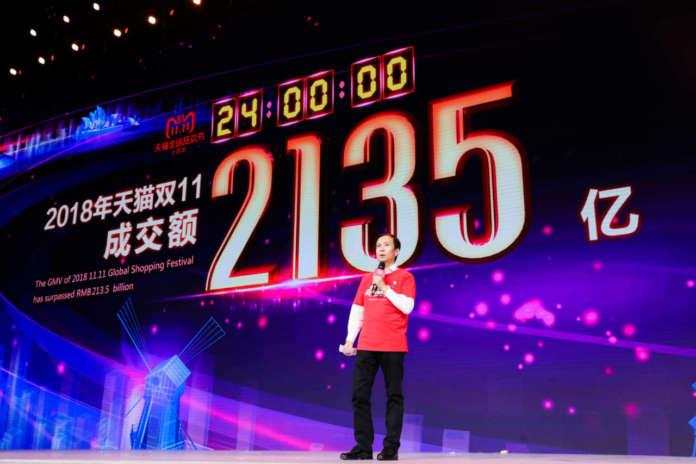 Alibaba 2018 11.11 Global Shopping Festival