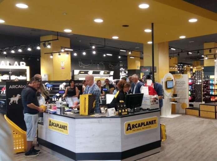 Arcaplanet Store Veneto
