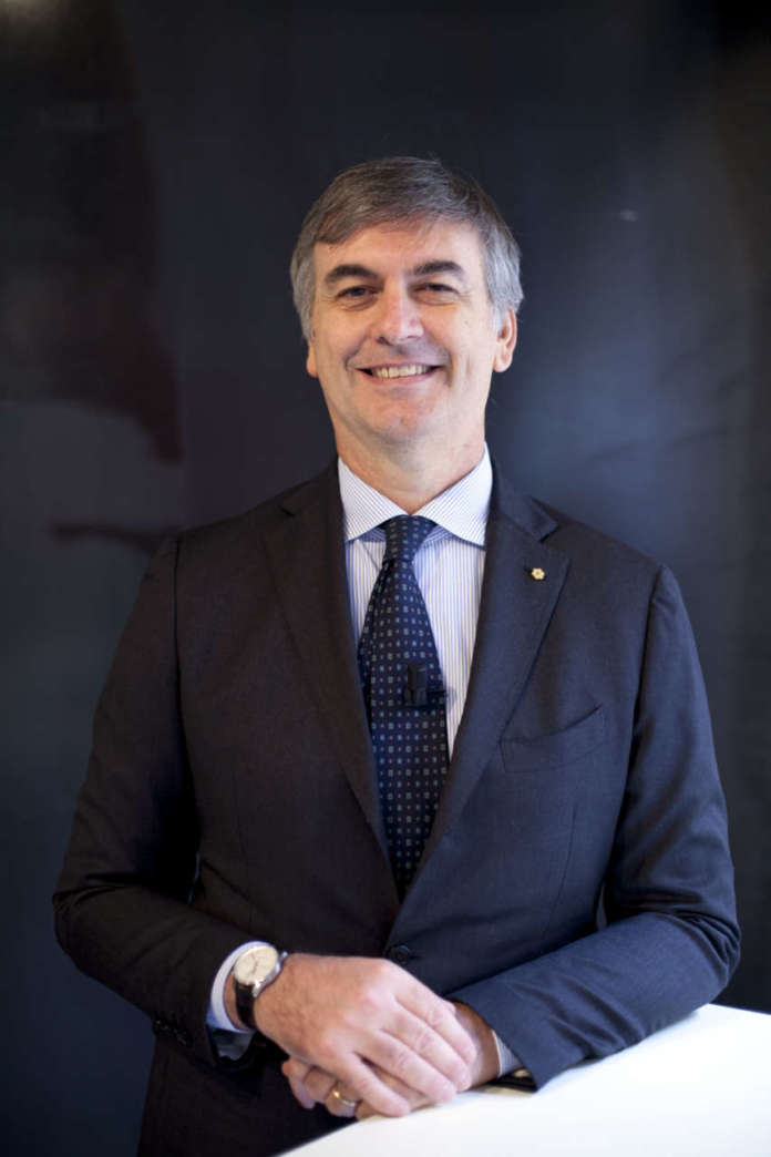 Francesco Avanzini, direttore generale di Conad