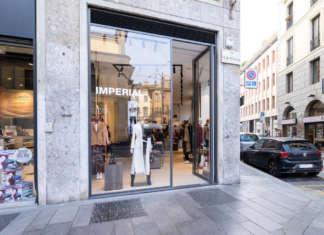 Imperial store Via Torino Milano 3