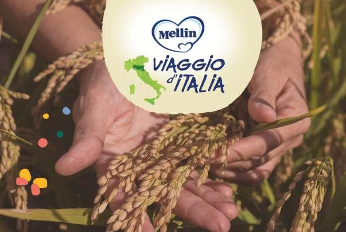 Mellin Viaggio d'Italia