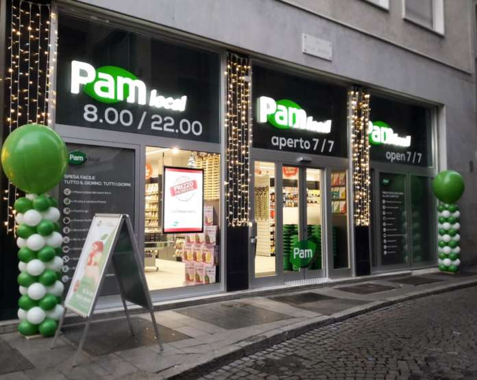 Pam local Milano Beltrade