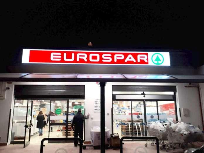 punto vendita Eurospar Erice Despar Sicilia