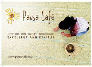Pausa Cafe Espositore