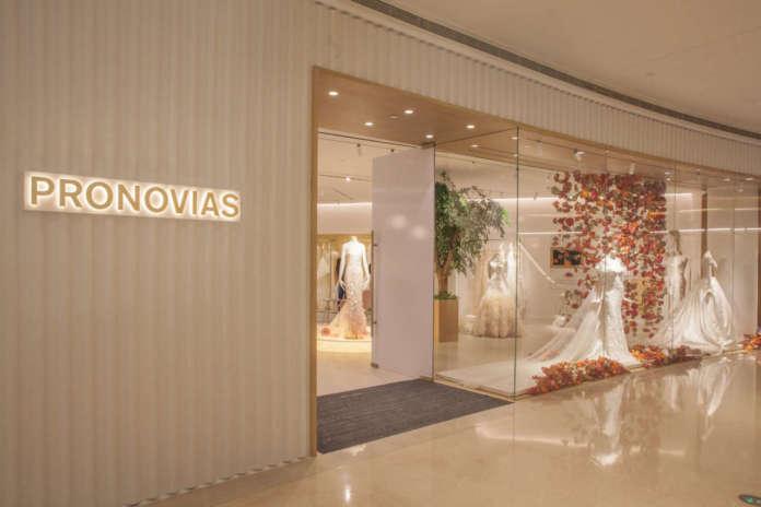 Pronovias Shanghai Flagship Store_Plaza66 (2)