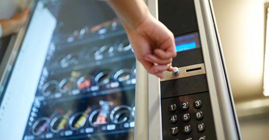 ivs italia vending machine