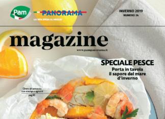Cover Pam Panorama Magazine