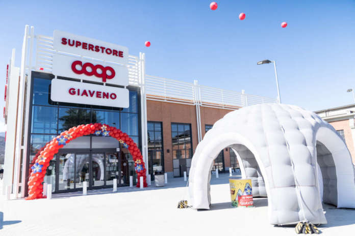 Superstore - Giaveno - Ingresso coop