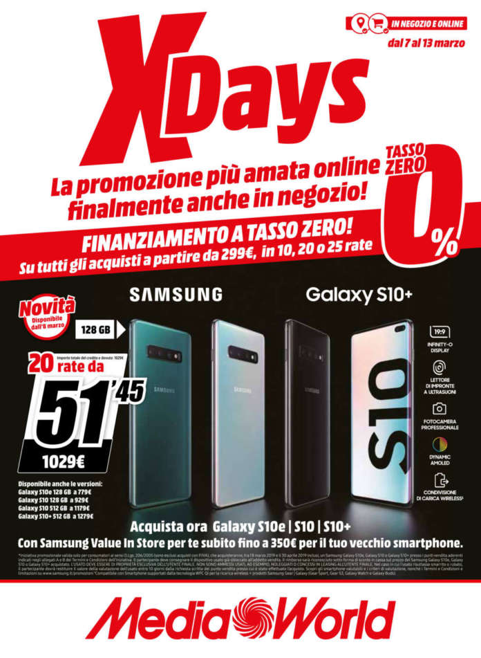 XDays di Media World