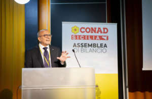 Vittorio Troia direttore generale CFO Conad Sicilia