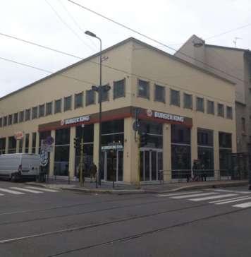 Burger King Milano viale Tibaldi 1