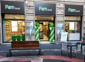 Pam local via Fiasella (GE)