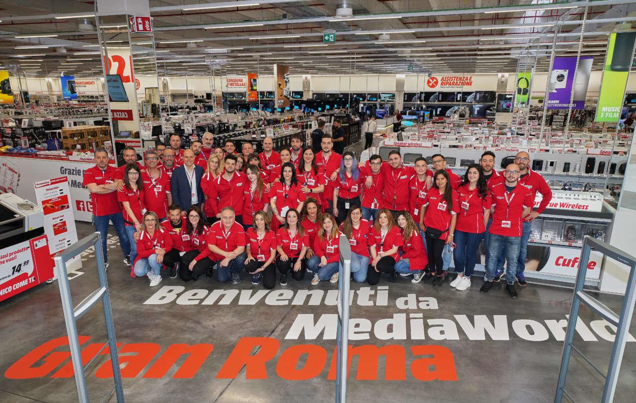 Media World a Gran Roma riposiziona lo Smart Bar