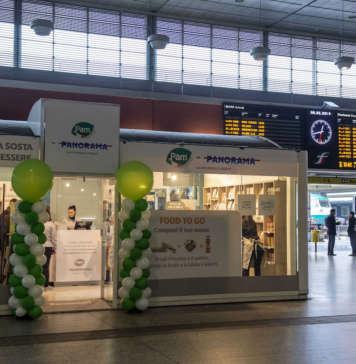 Temporary Store Stazione Pam Panorama