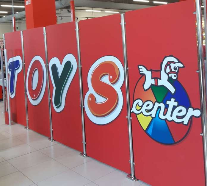 Toys Center Sestu