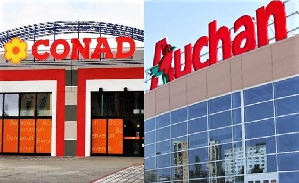 Conad Acquisisce Le Attività Auchan In Italia Ecco L
