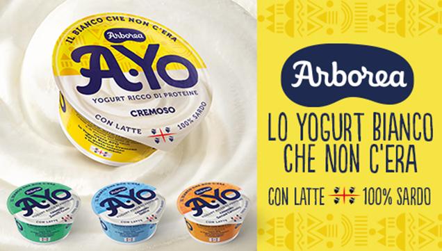 Arborea yogurt bianco AYo