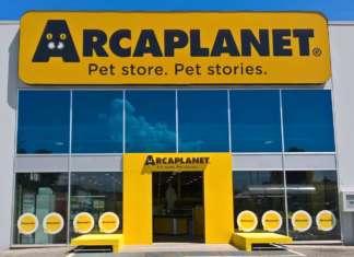 Store Arcaplanet Porto D'Ascoli esterno