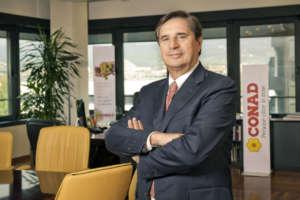 Ugo Baldi, Ad Conad del Tirreno