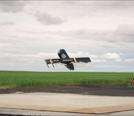 Amazon consegne drone