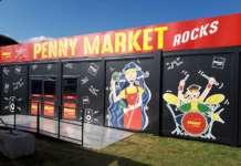 Penny Market Rocks