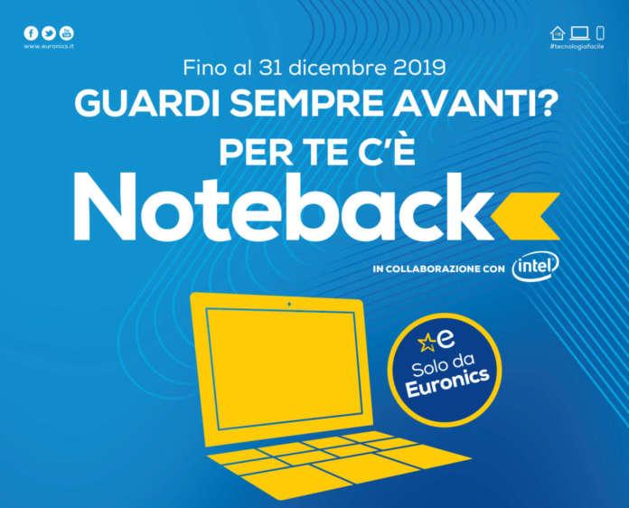 Euronics Noteback