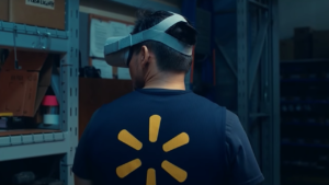 Walmart realtà aumentata