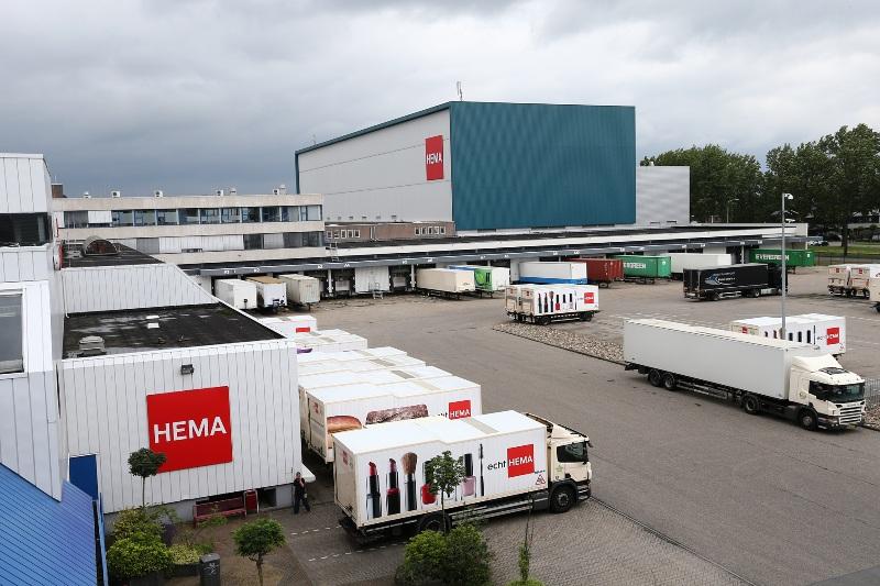 Il centro distributivo Hema @Hema