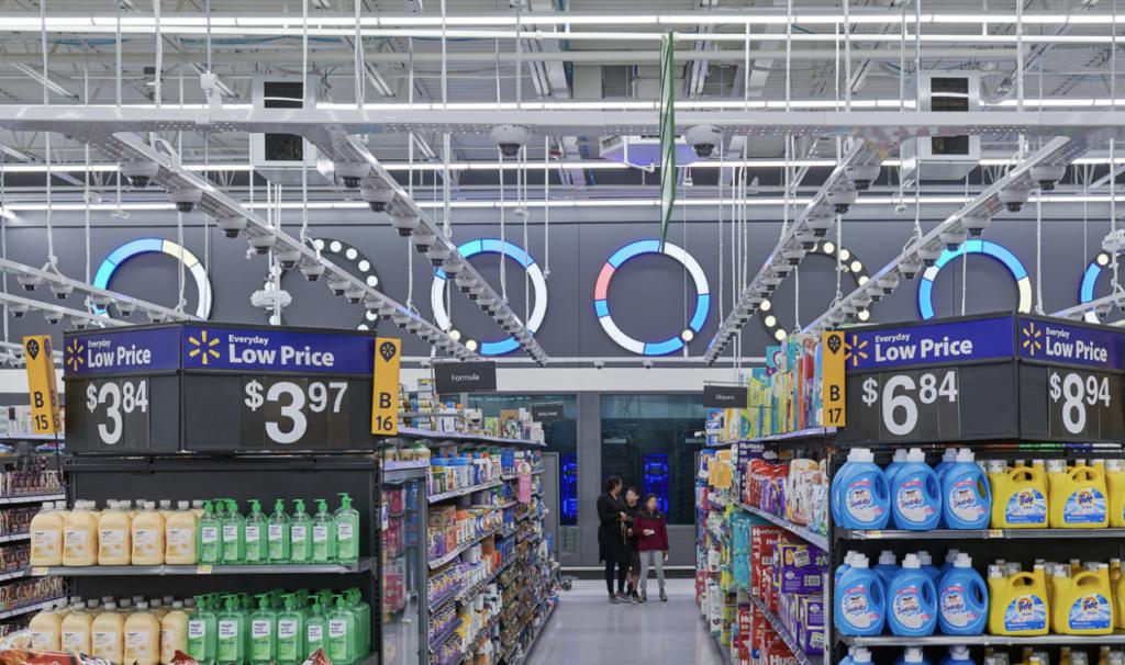 Lo store innovativo di Walmart sperimenta il futuro