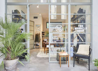 monocle shop milano