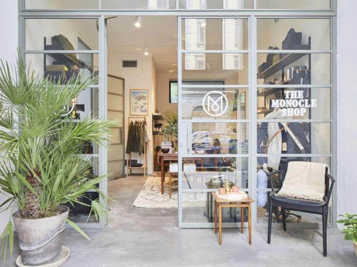 monocle shop milano